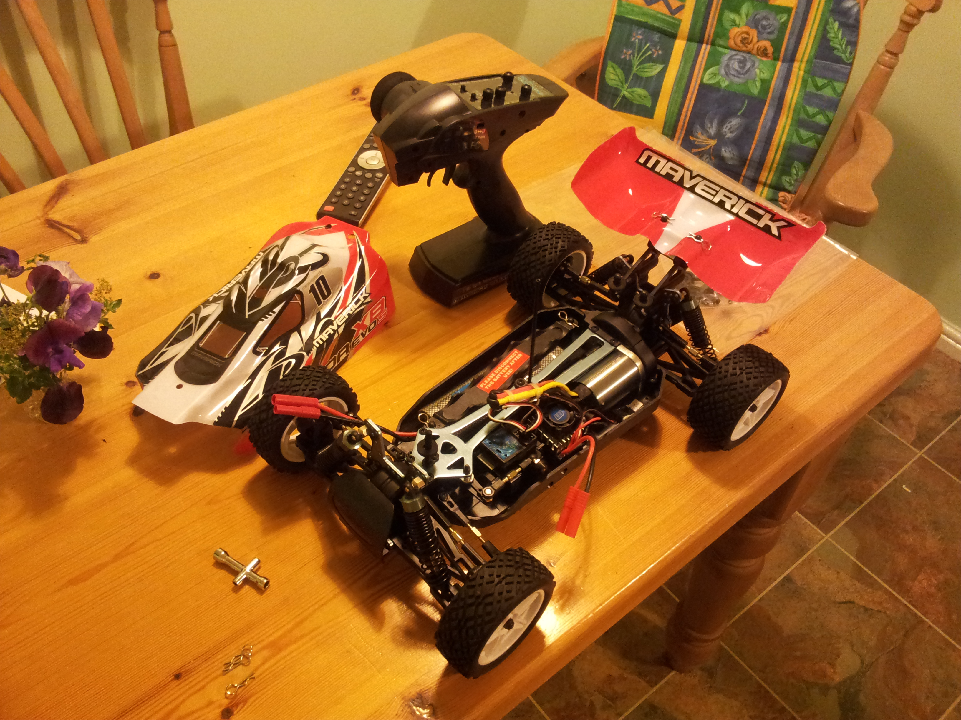 The buggy is my favorite while the supa stox is very controlled and no drama to drive the buggy is absolutely insane i can also it to go faster on a