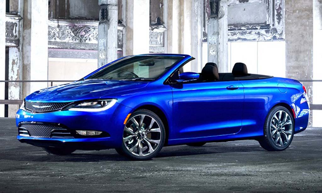 Chrysler 200 Limited Convertible