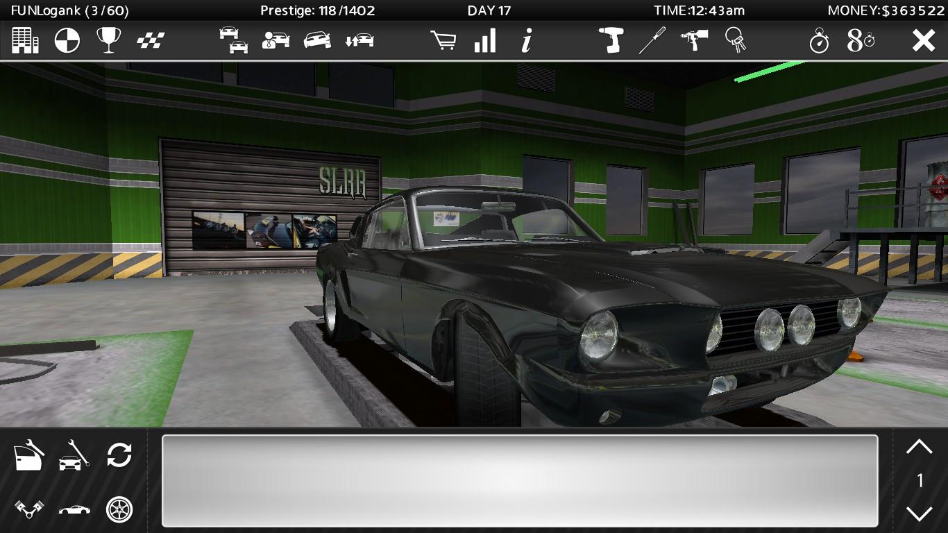 Slrr V8 Engine