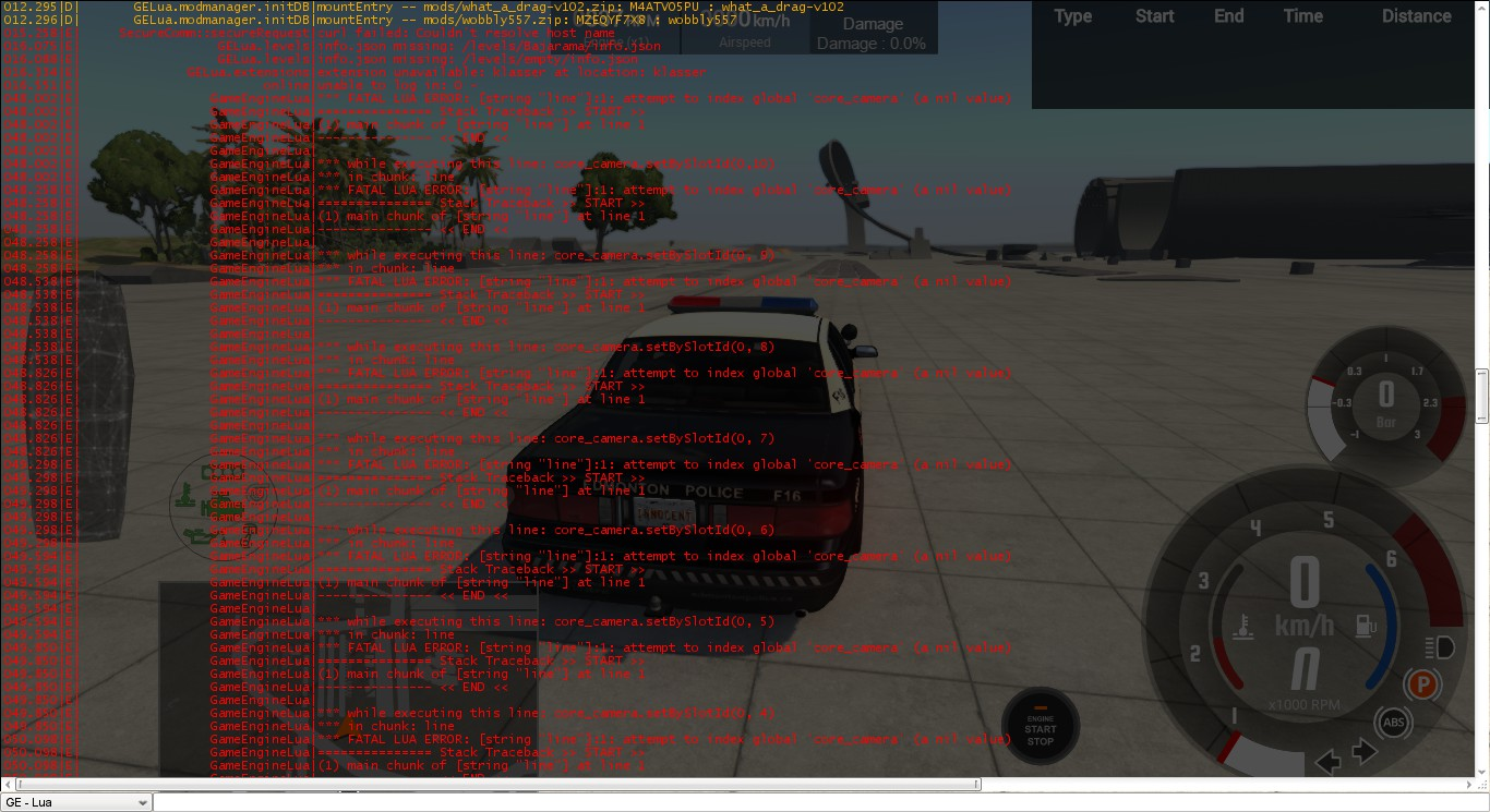 Solved - Automation car pack, packed correctly?   BeamNG