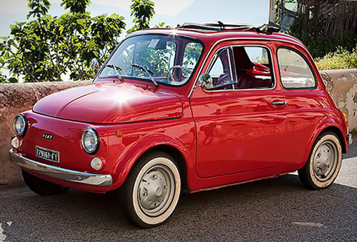 I Don T Know Why But Have Always Had This Goofy Fasination With Really Undered Simple Small Cars Like The Fiat 500