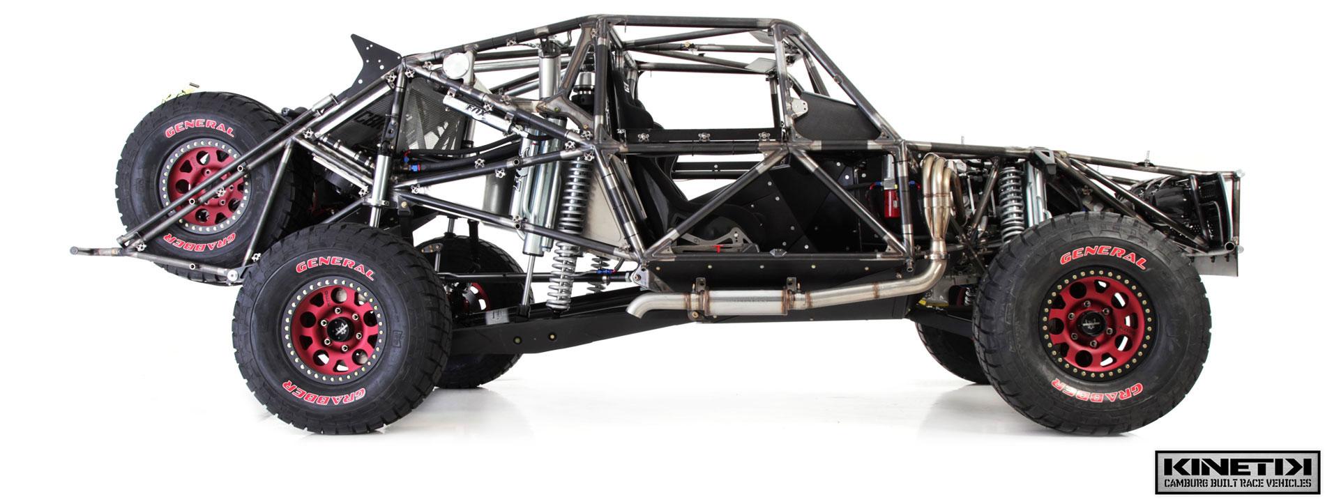 On Hold - * On Hold Indefinitely* Kinetik 6100 Trophy Truck