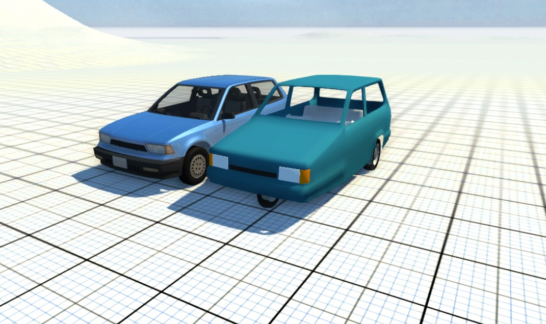 Cancelled - Reliant Robin: updated 2/24/14 | BeamNG