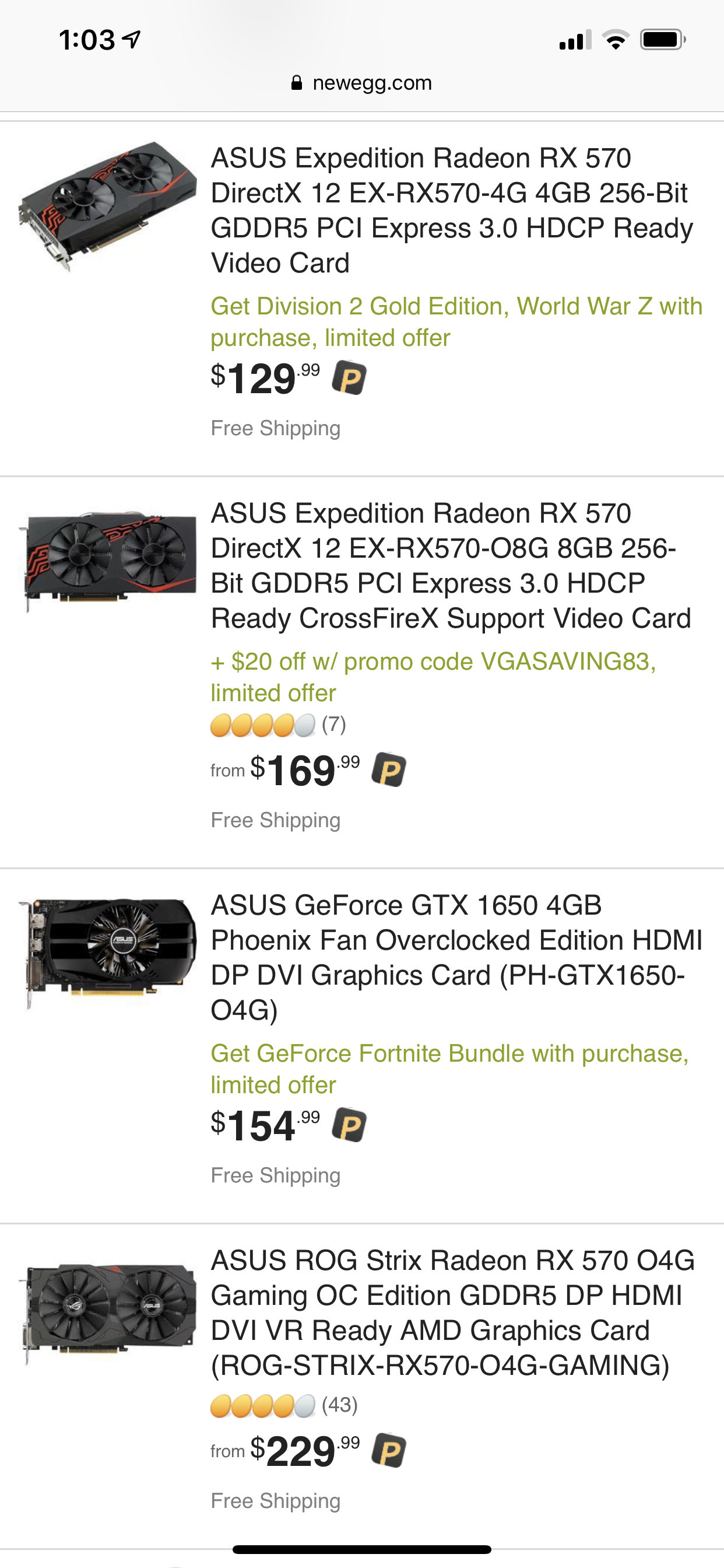 Rx 570 Code 43