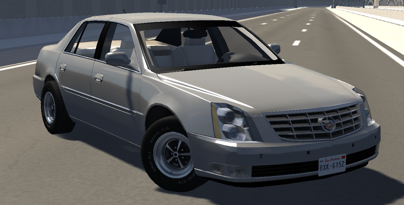 What Are Dts >> Wip Beta Released Pre Alpha Cadillac Dts Remake Help Needed