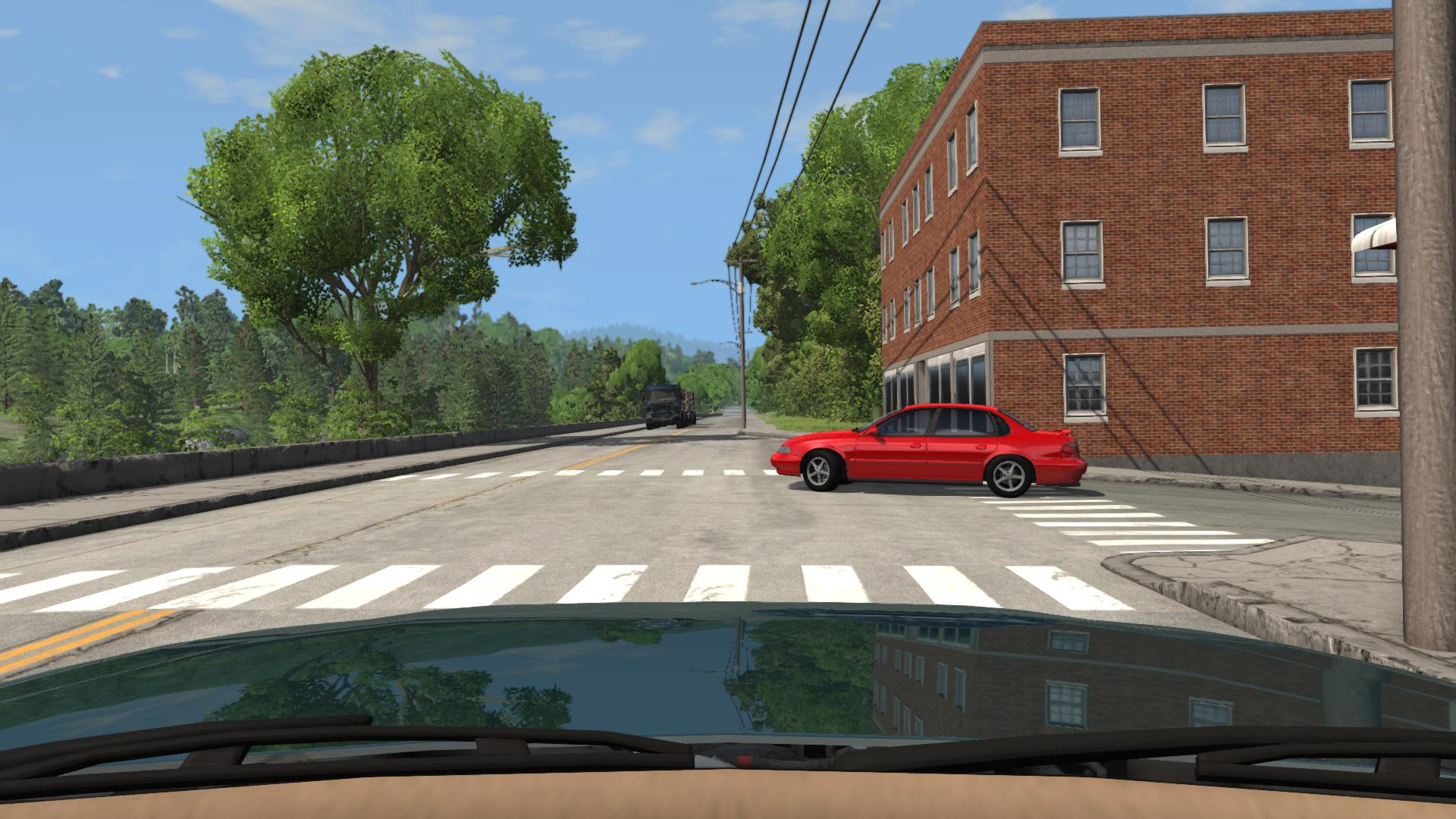 Outdated - Dash Cam View   BeamNG