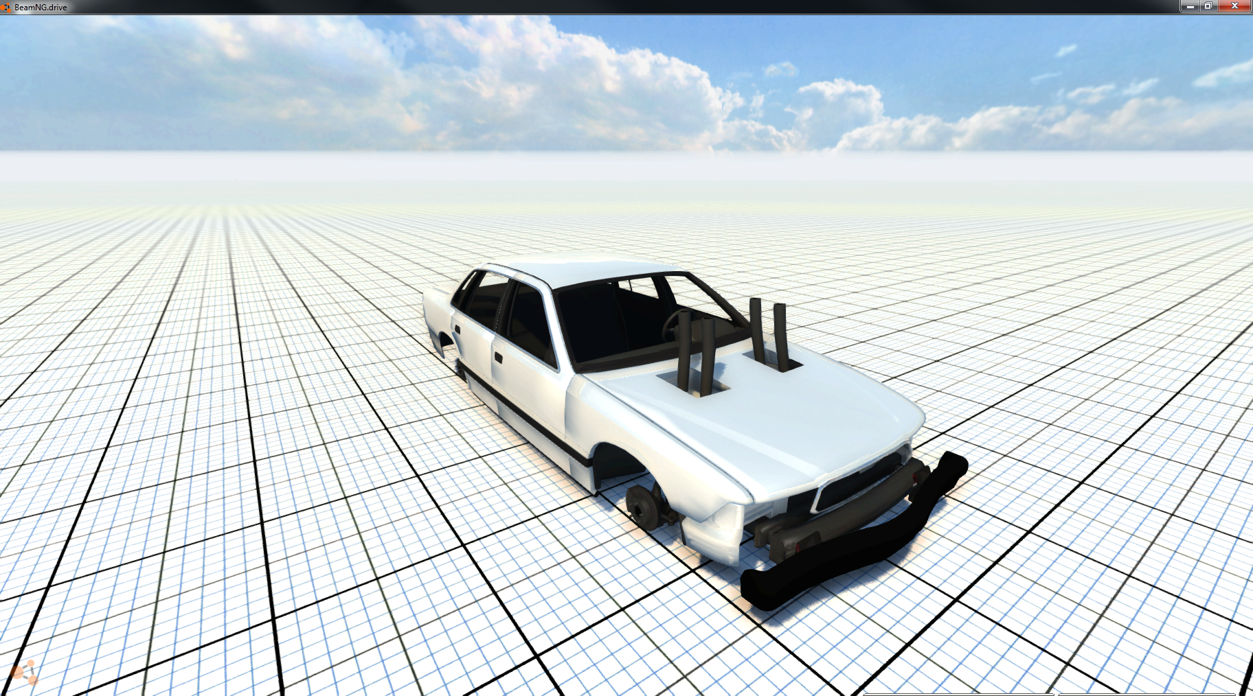 Wip gavril grand marshal demo derby beamng demo derby car wipg sciox Choice Image