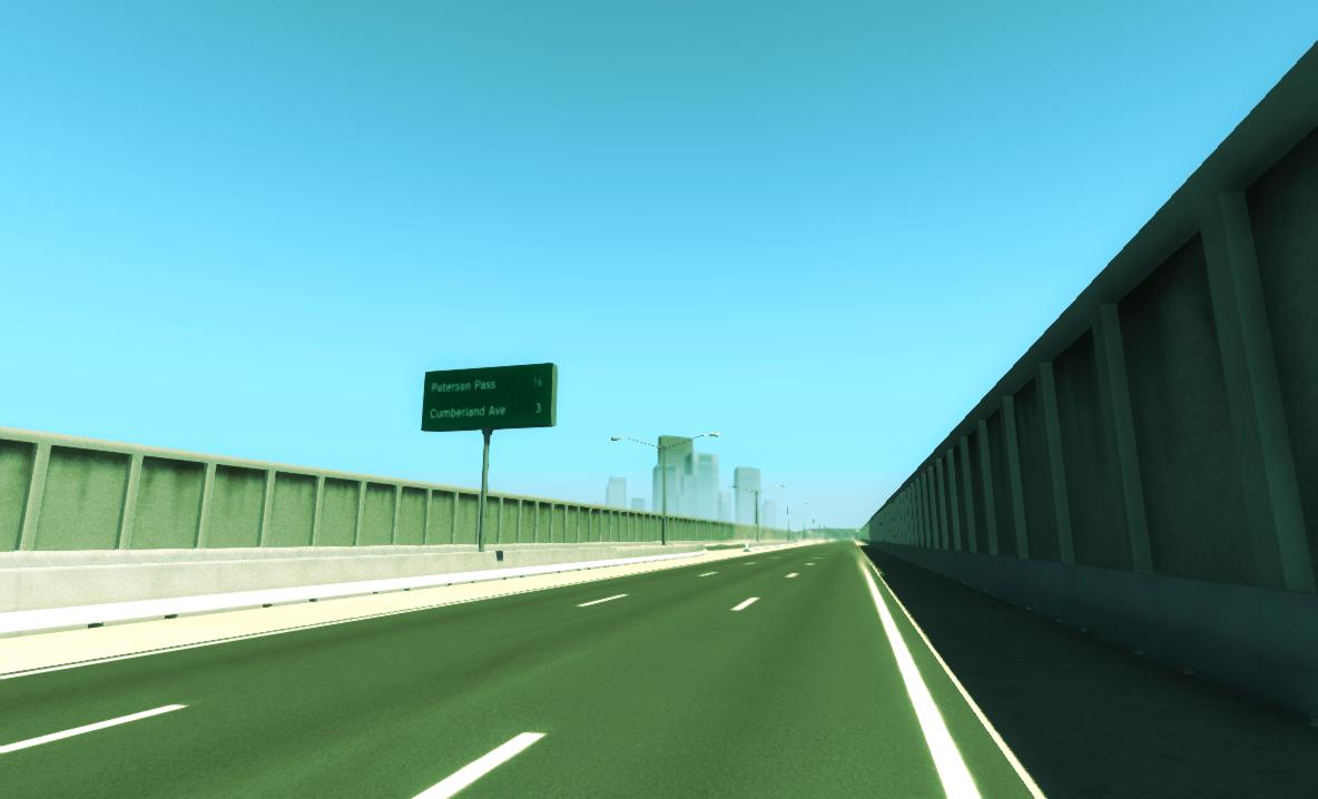 Released - Matrix Freeway | BeamNG