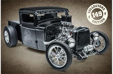 WIP - 1929 Burnside Model-T Pickup ( Hot Rod Build Thread