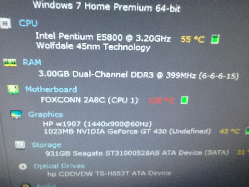 how do i check my motherboard temperature