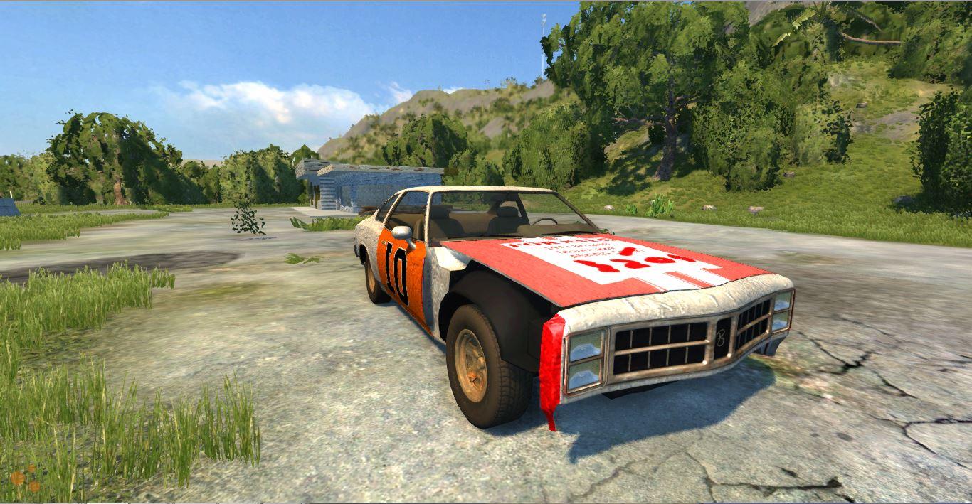 Kyles Car junkyard styled mods | BeamNG