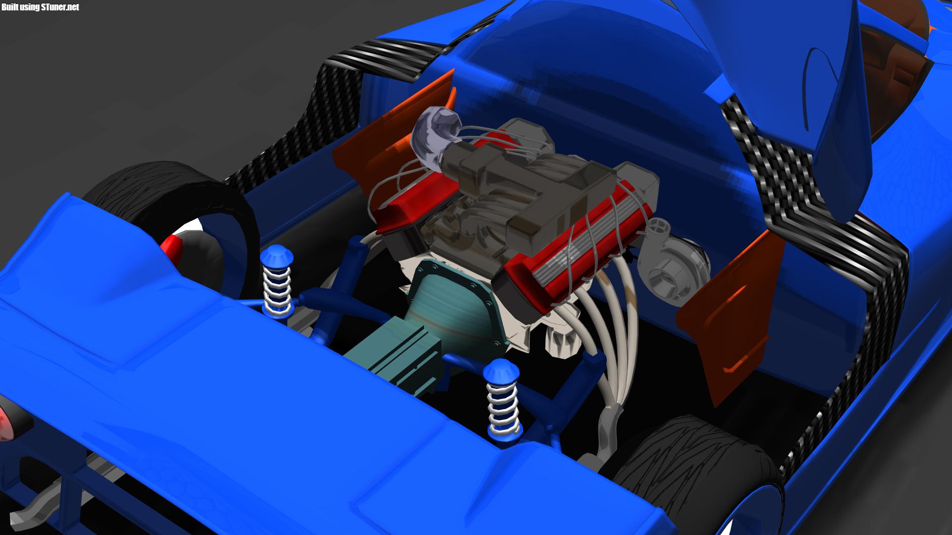 Nissan R390 Engine