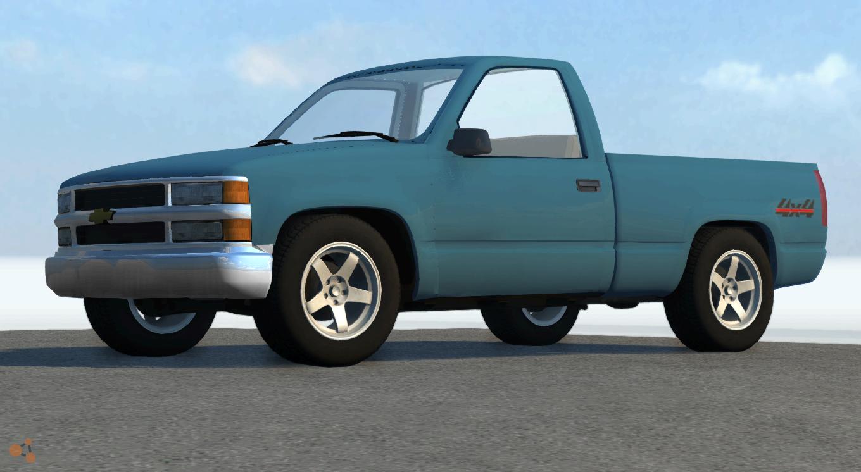 Silverado 94 chevy silverado 1500 : Outdated - 1994 Chevrolet Silverado, Now with EXT Cab (New Thread ...