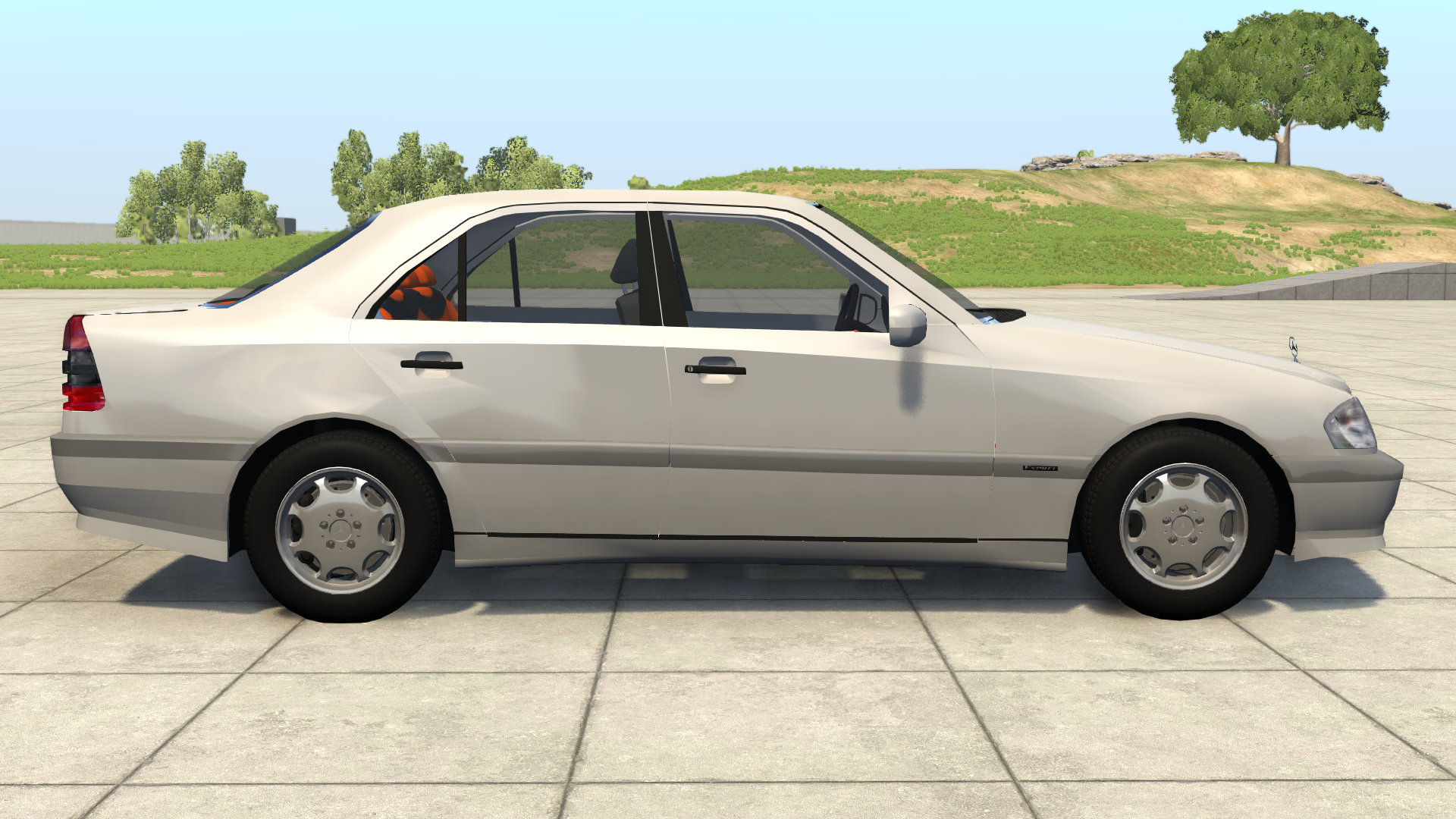 Outdated - Mercedes-Benz C Class W202 | Page 24 | BeamNG