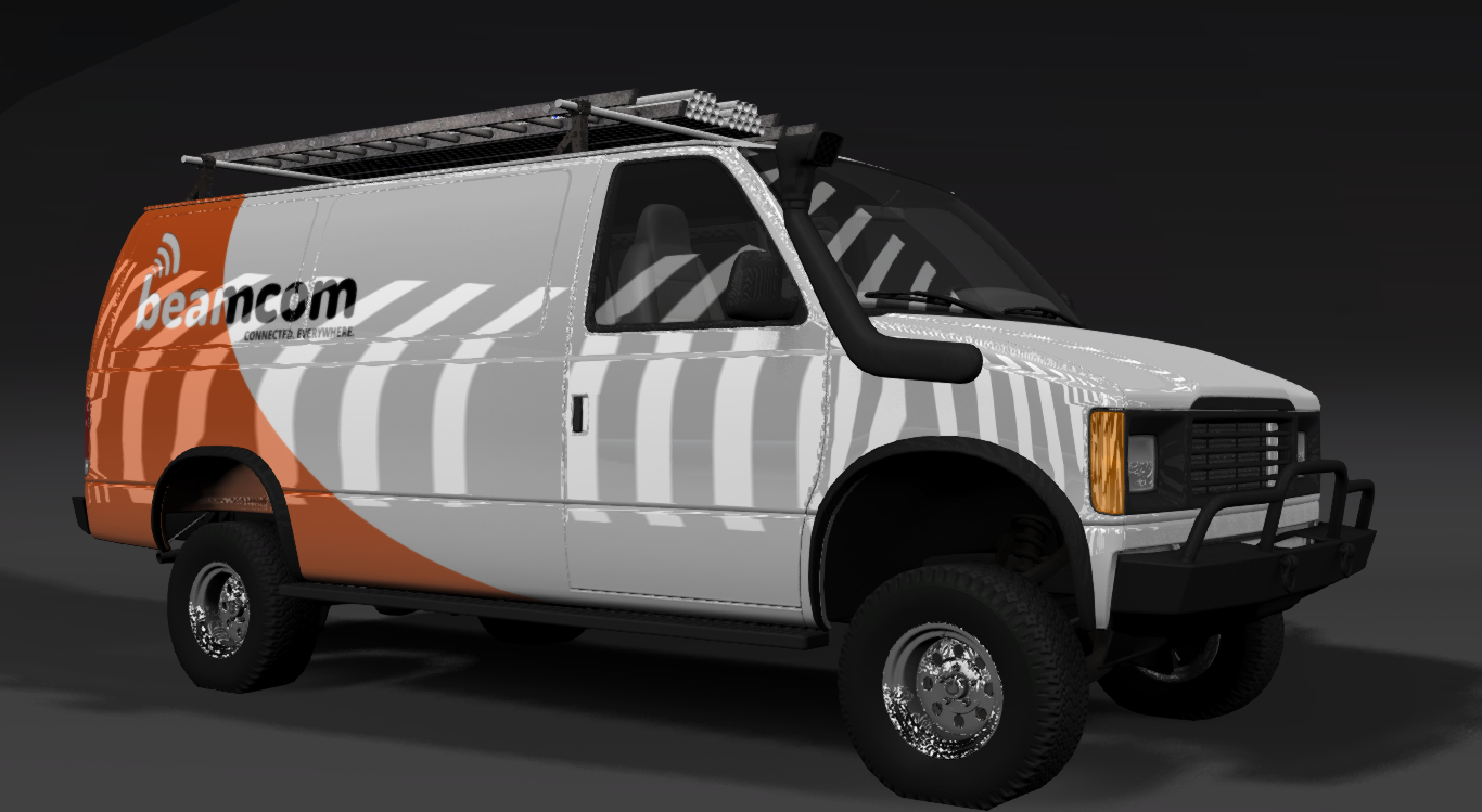 Miramar Light Off Road Roamer Crawler Pickup Van Beam Com 200Bx Rally Custom Parts View Attachment 268305 268306