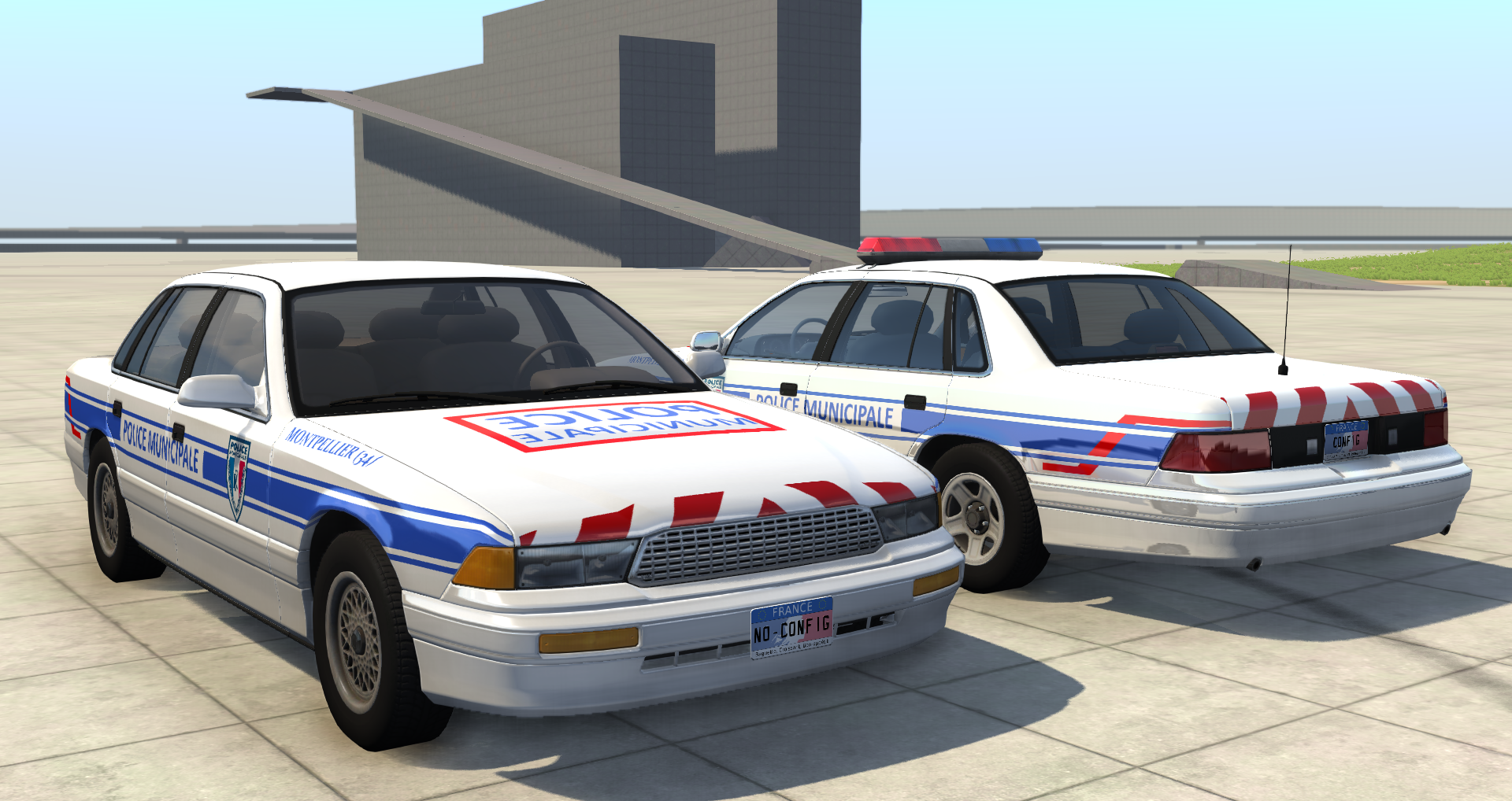 Wip beta released gavril grand marshal police municipale de view attachment 304634 sciox Images