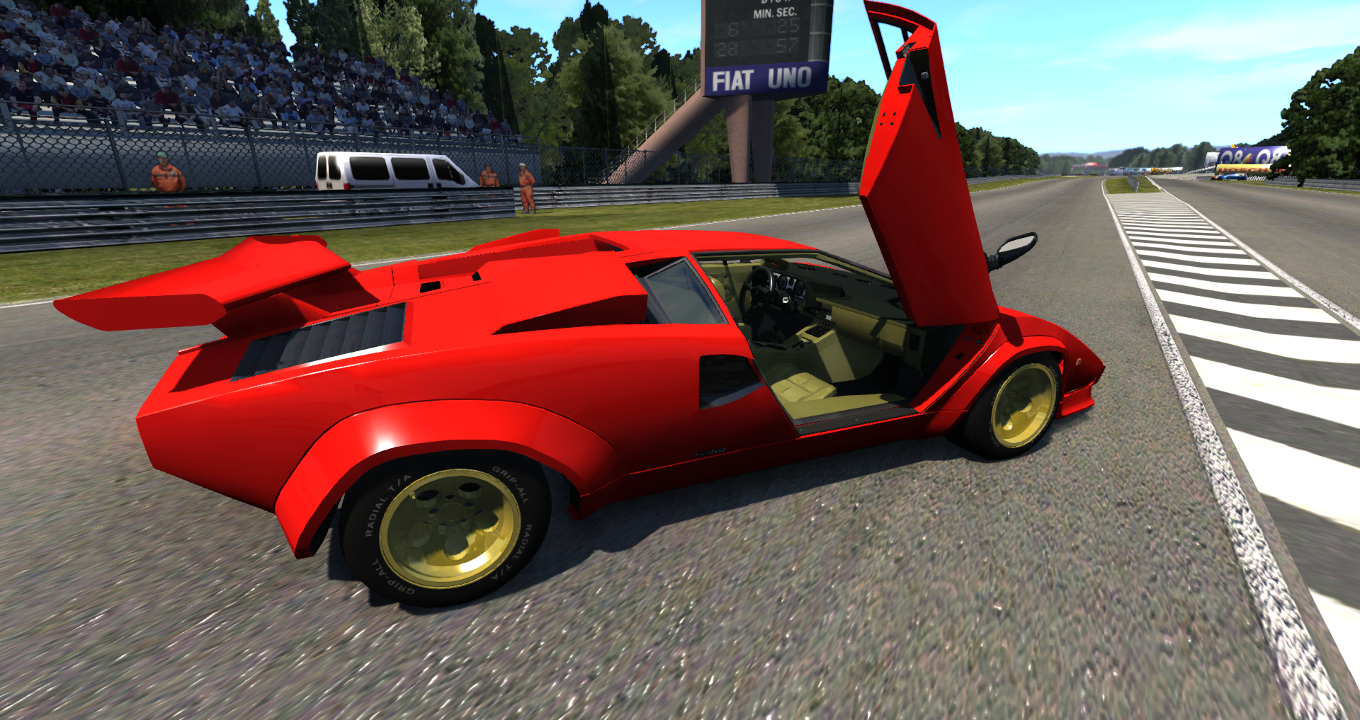 Cancelled Gumbal Lp500 S Beginning A New Story Beamng