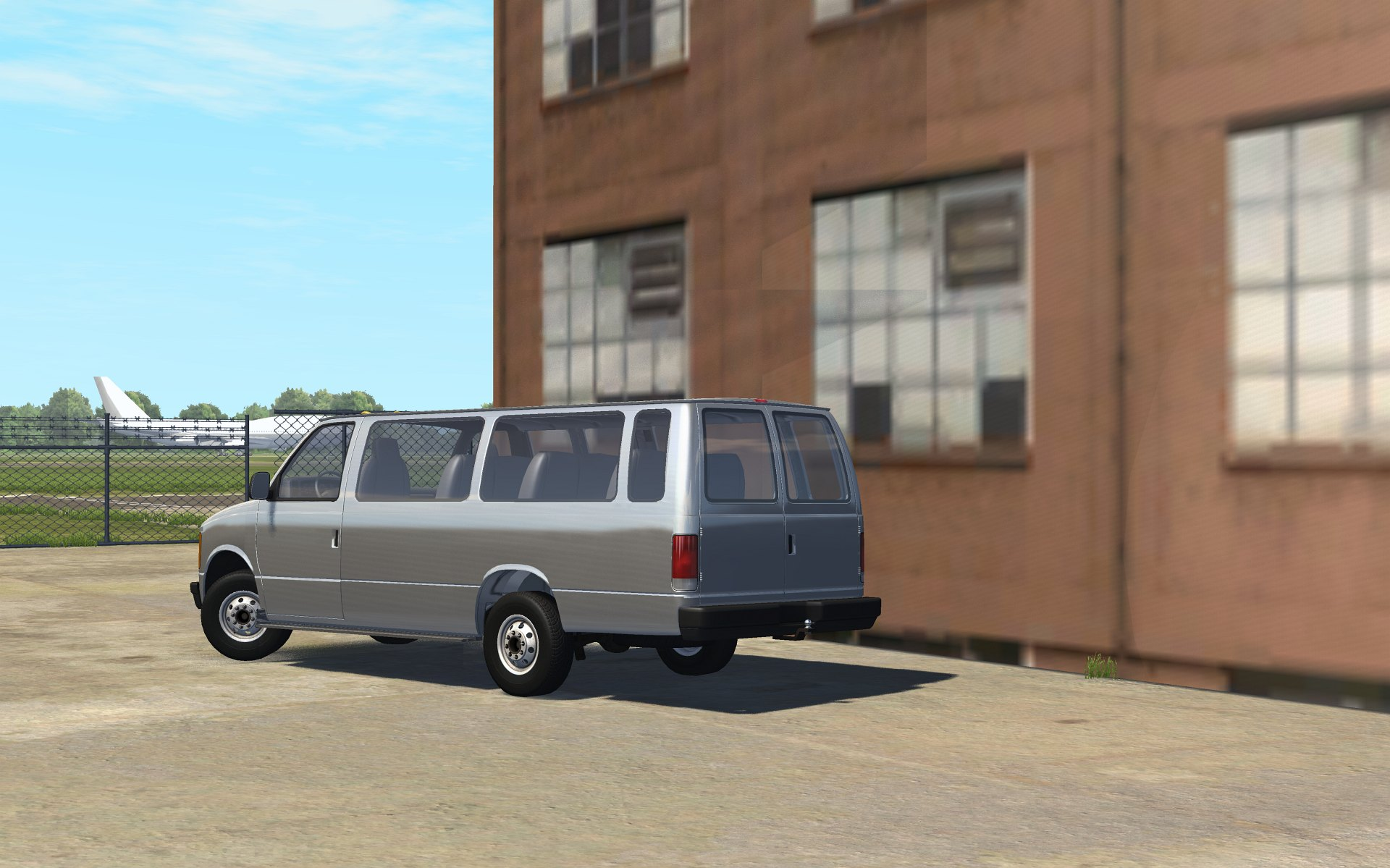 Outdated - Extended Van, sport, classic, Heavy Duty, Mobile