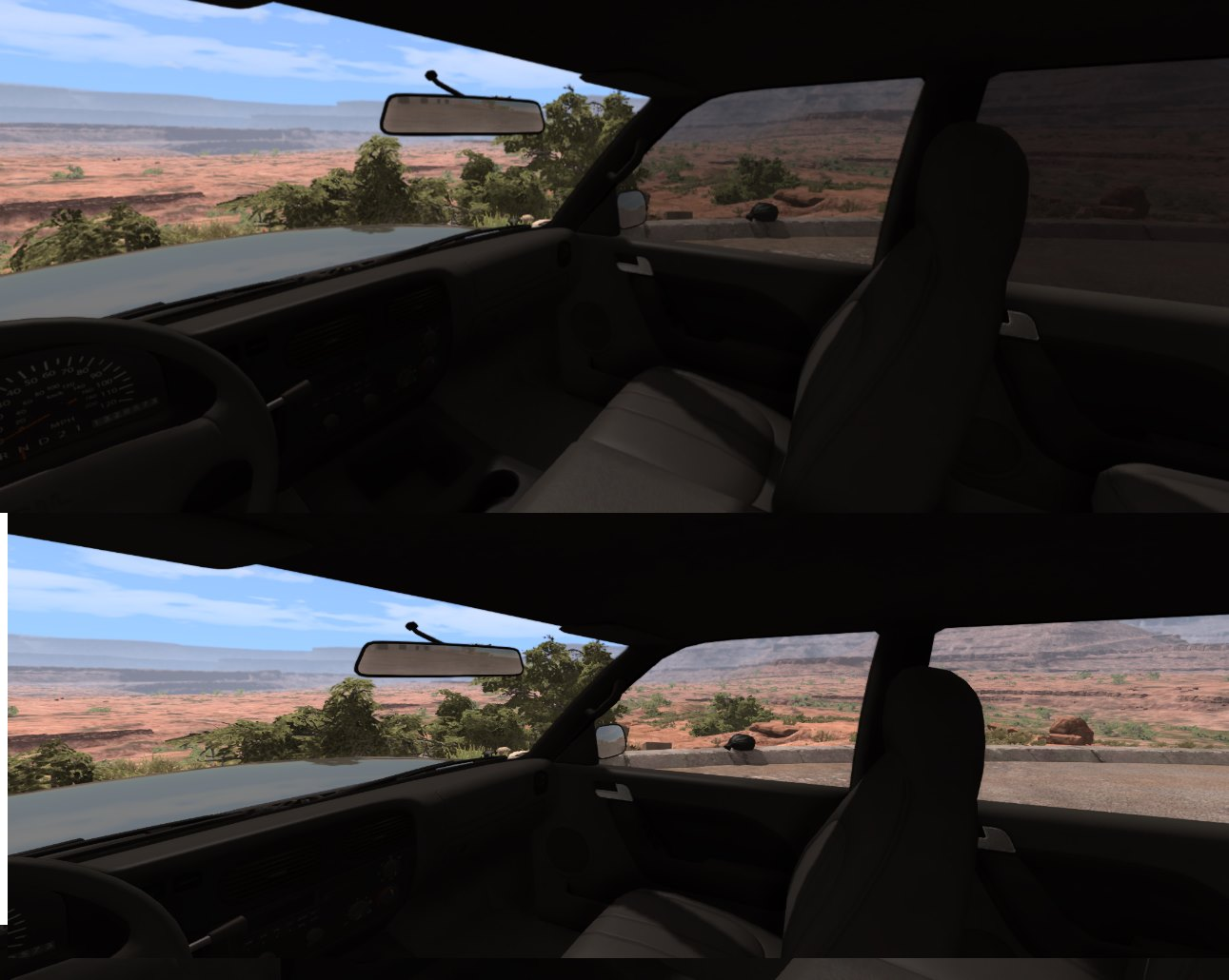 Tinted Glass Pack   BeamNG