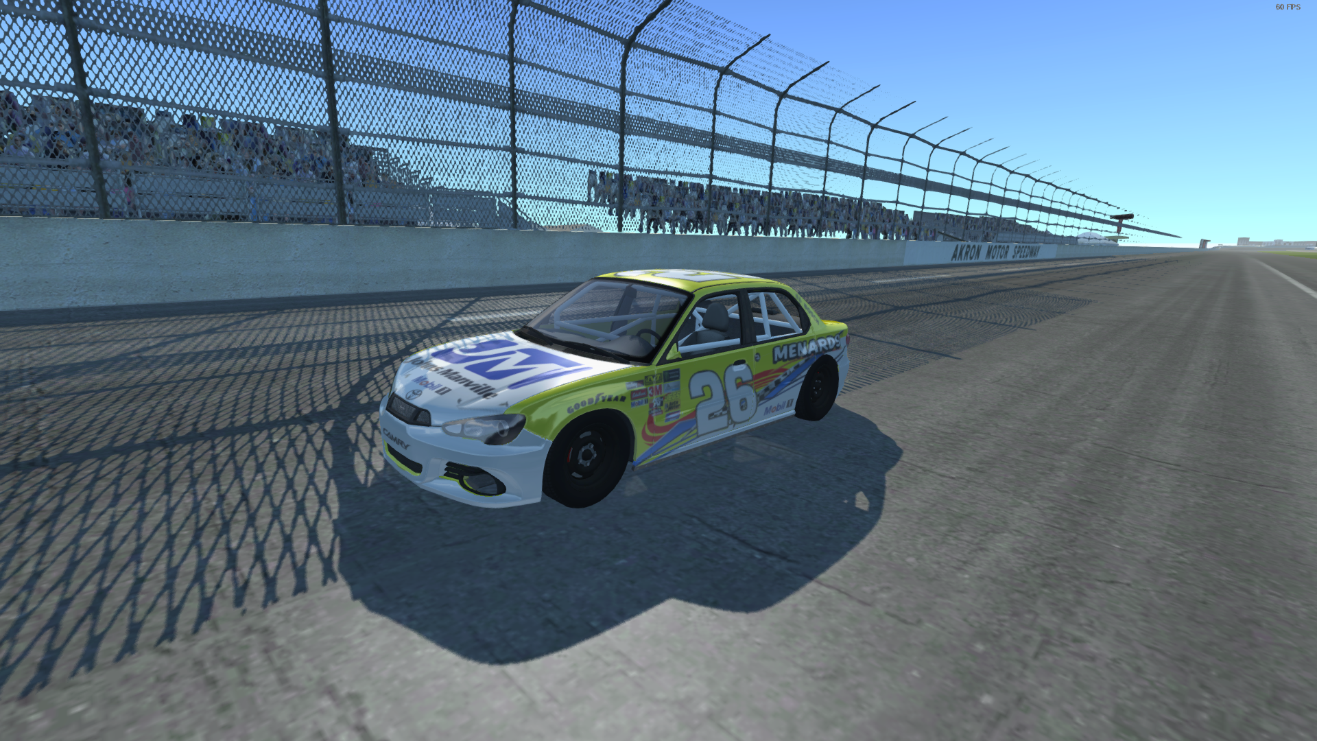 On Hold - Gavril D series NASCAR truck (release date yet to be