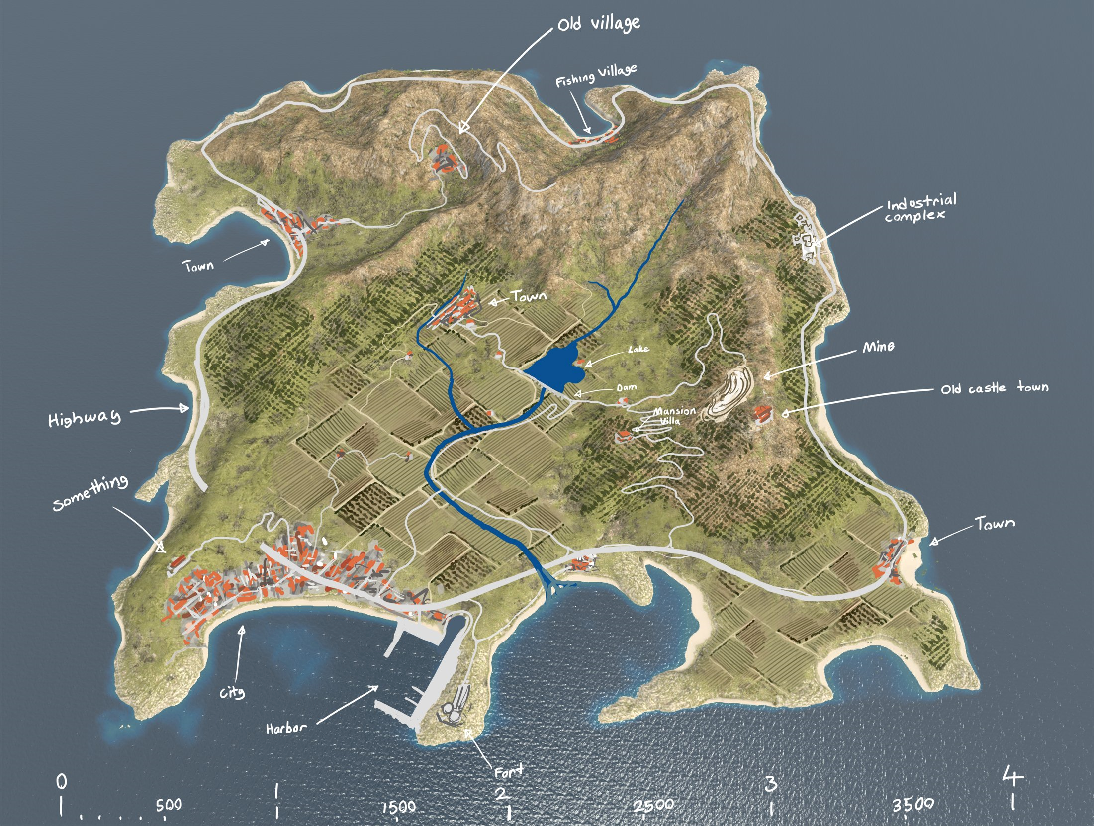 Image of: About Maps A Few Ideas Beamng