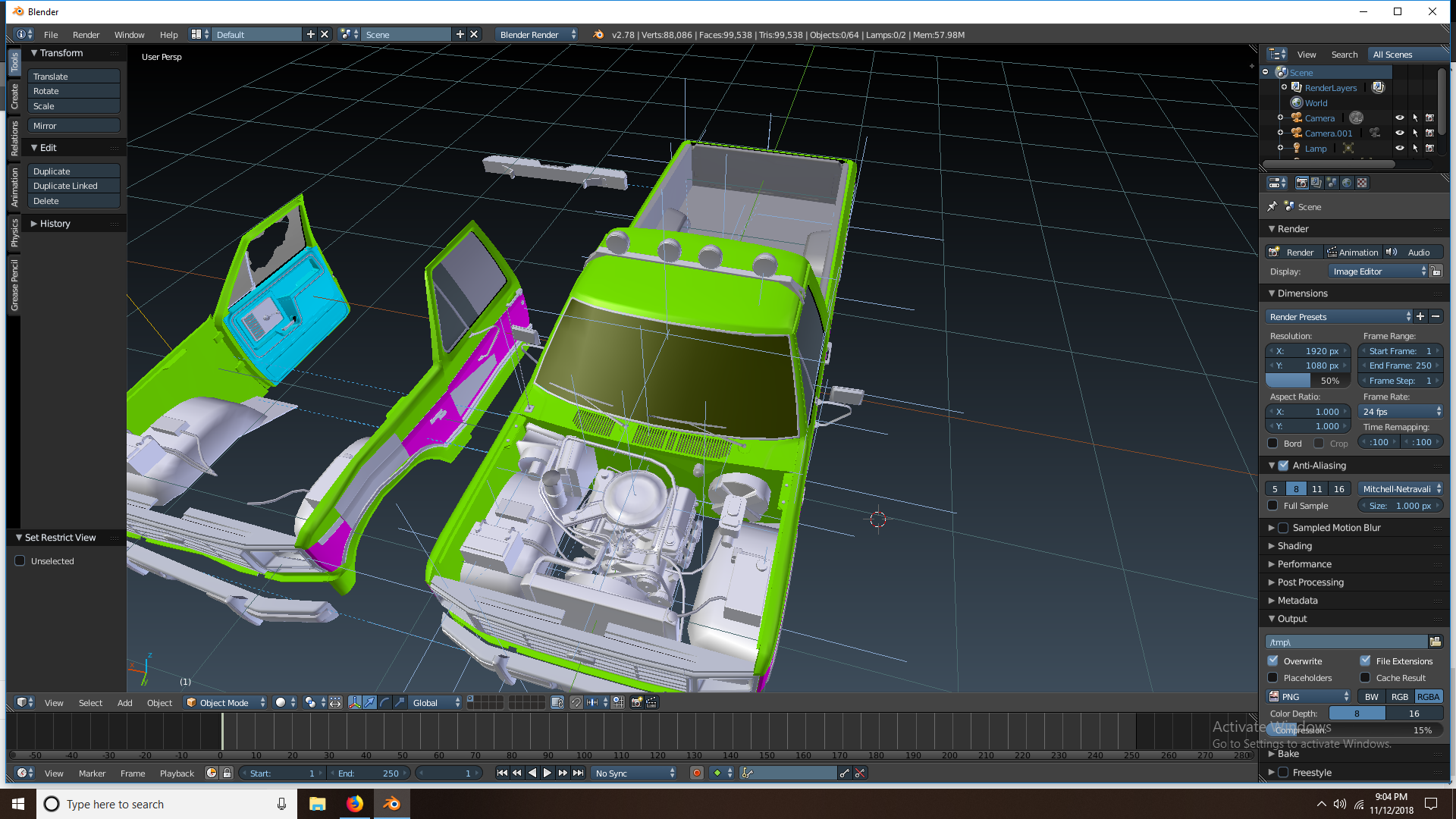 WIP - improved 1980-1986 ford bronco HELP NEEDED   Page 23   BeamNG