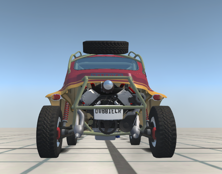 Beta - LS AutoBello   BeamNG