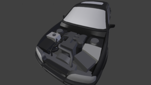 wip 1990 lotus carlton twin turbo almost to beta beamng. Black Bedroom Furniture Sets. Home Design Ideas