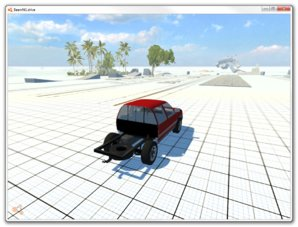 Outdated custom toyota hilux beamng