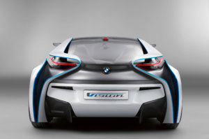 Has Anyone Else Noticed The Back Of A Bmw I8 Looks Like Its Pooping