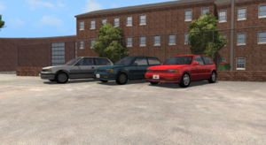 Beamng How To Make Any Car All Wheel Drive