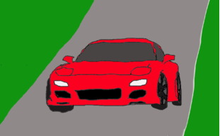 LS Swapped Rx-7