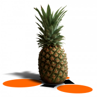 A Russian Pineapple