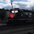 Pittsburgh Line Railfan