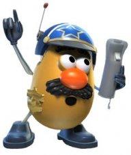 officer potato bob