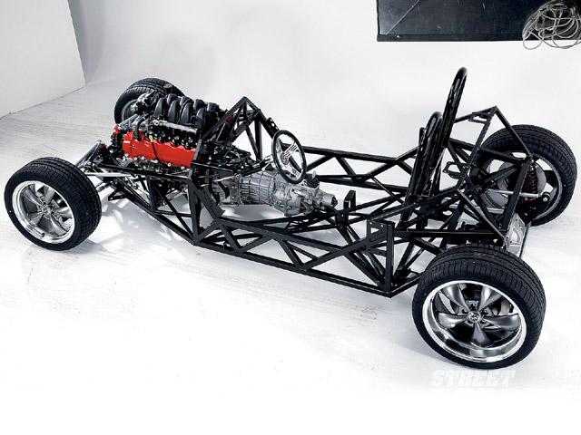 Outstanding Rat Rod Frame Build Vignette - Frames Ideas - ellisras.info