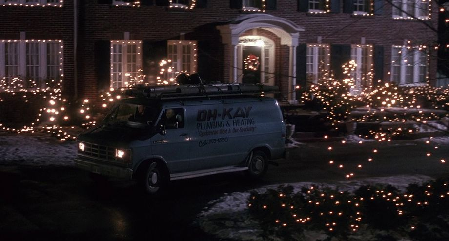The Festive Period Is On Horizon So What About A Home Alone Van Good One With Roof Rack And All Tools Etc If Its Doable