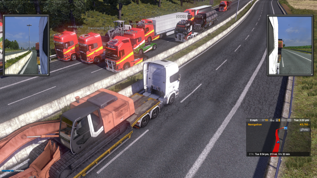 Скачать Игру Euro Truck Simulator Multiplayer 2 - фото 5