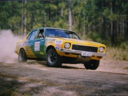 Rally Car Challenge Beamng